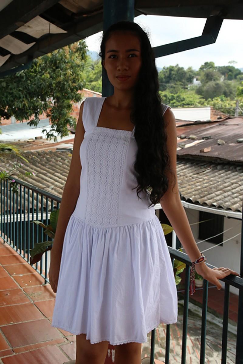 Vestido Liseth
