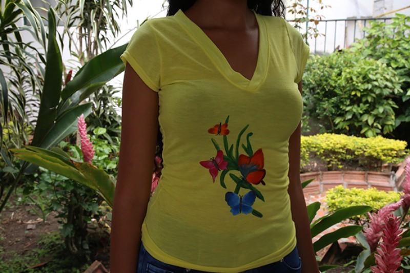 Camiseta Luisa